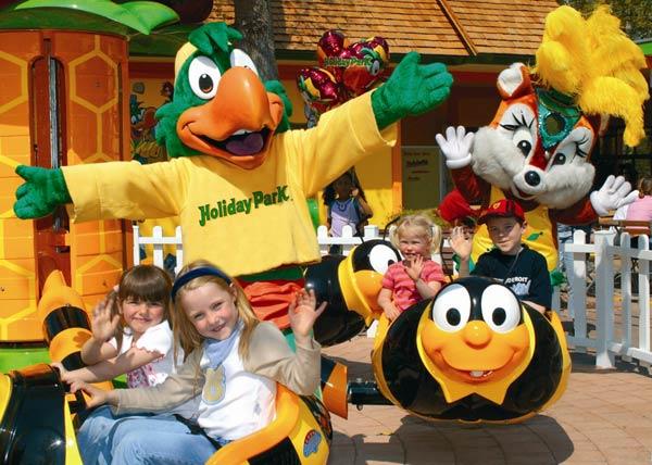 Holiday Park Holly Kinderland