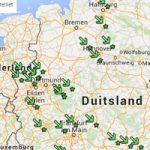 Overzicht pretparken in Duitsland