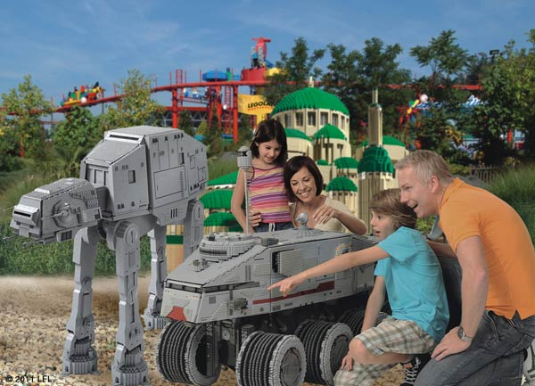 Legoland Duitsland | Pretparken Duitsland