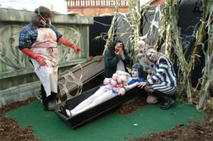 Moviepark Halloween horror feest