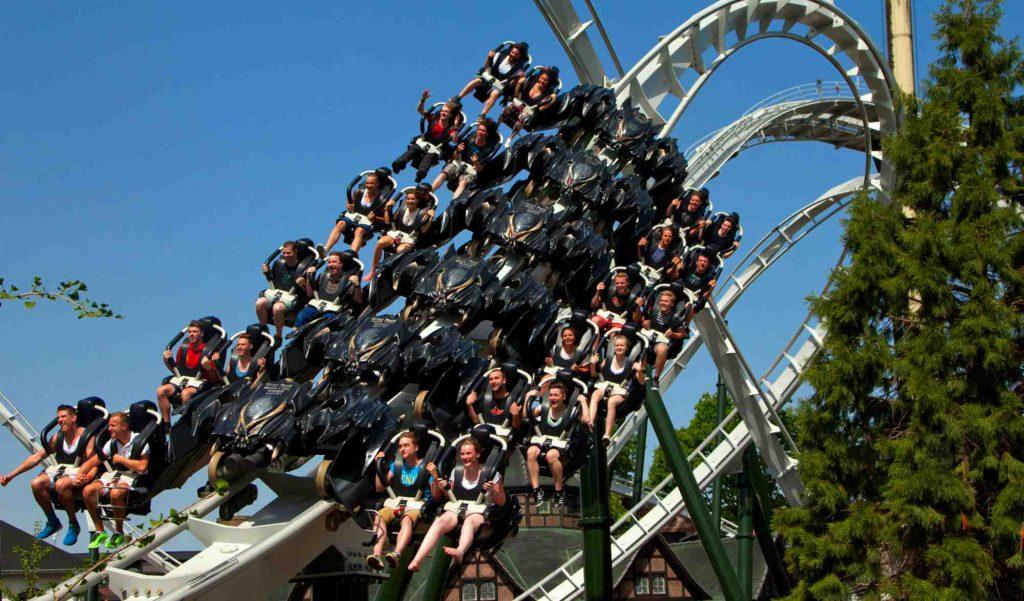 Heide Park Resort Flug Der Daemonen