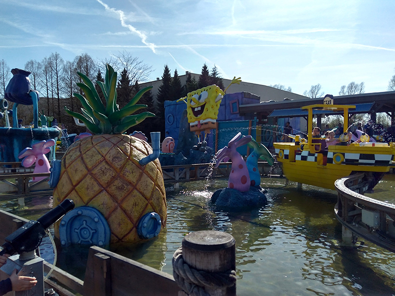 moviepark spongebob